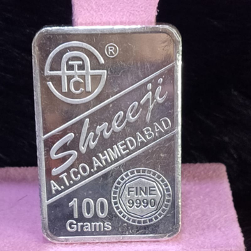 999 Silver One Hundred Gram Silver Lagdi