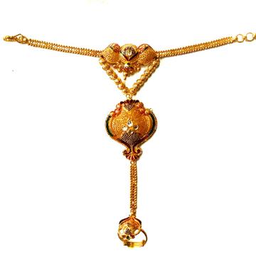 22k gold calcutti pocho mga - gp0010