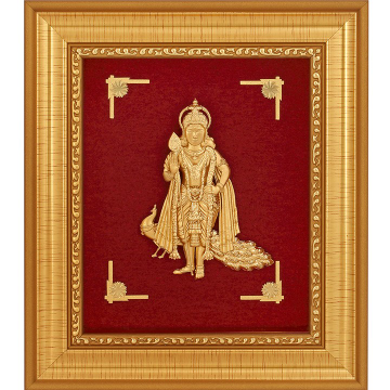 999 GOLD MURUGAN FRAME by