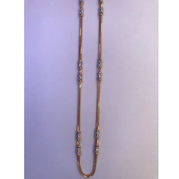 916 Gold Fancy Chain For Women DC-C009