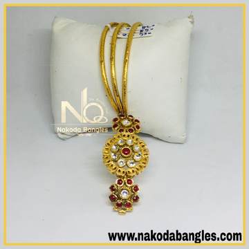 916 Gold Antique Kada NB - 466