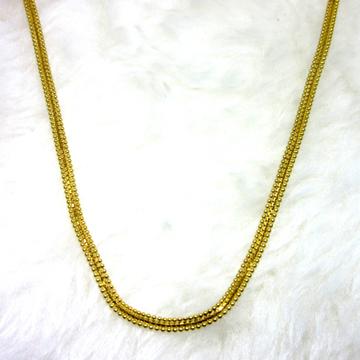 Gold Box Rava Chain