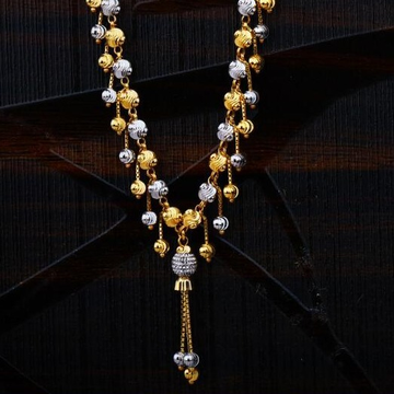 22KT Gold Classic Necklace For Women TJ-N03