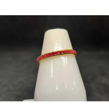 22k Ladies Fancy Choki Stone Ring Lr-24704