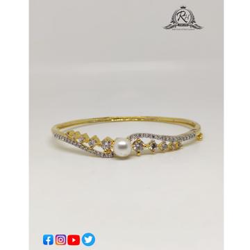 22 carat gold antique ladies bracelet RH-LB634