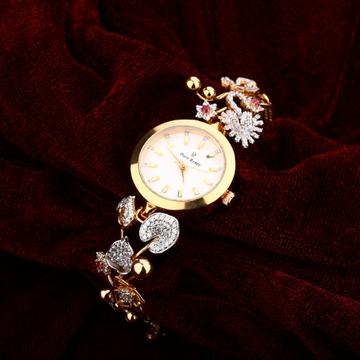 Rose Gold 18K Ladies Watch-RLW16