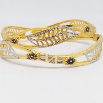 22 kt 916 gold fancy gabha kadli by Zaverat