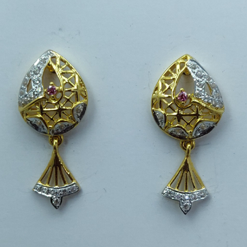 22k new exclusive fancy earrings
