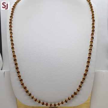 108 Rudraksh Mala RMG-0014 Gross Weight-18.550 Net Weight-16.030