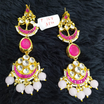 beautiful kundan Earrings#739