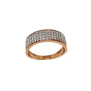 18K Rose Gold Designer Gents Ring MGA - GRG0220