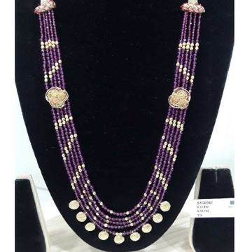 916 Gold Ornaments Pink Pearl Designer