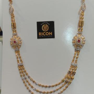916 gold broch mala 004 by