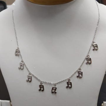 92.5 sterling silver ladies chain by