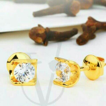 18kt Casual Were Solitar Stone Tops STG -0098