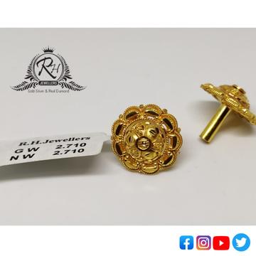 22 carat gold fancy earrings RH-ER575