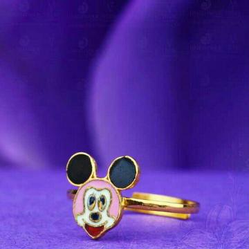 22kt Micky Kids Ring