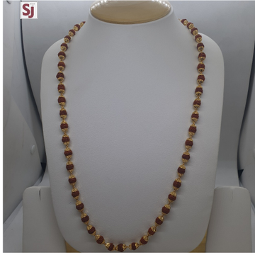 Rudraksh Mala RMG-0041 Gross Weight-27.960 Net Weight-22.490