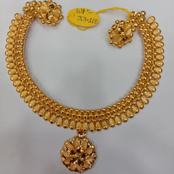 916 kerala Necklace set1 by