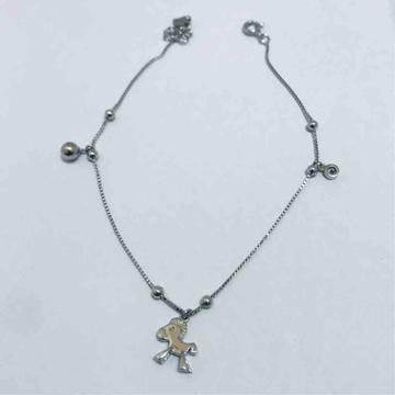 925 sterling silver exclusive ladies Anklet by Veer Jewels