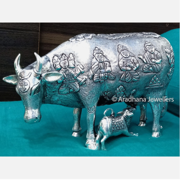 925 Sterling Silver Cow