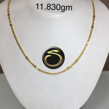 22KT Gold Handmade chain SC-EN1399