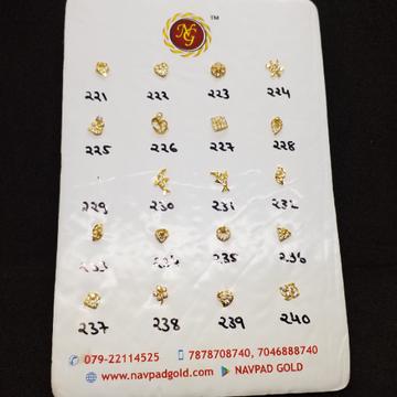 Gold ad kanti YU6615