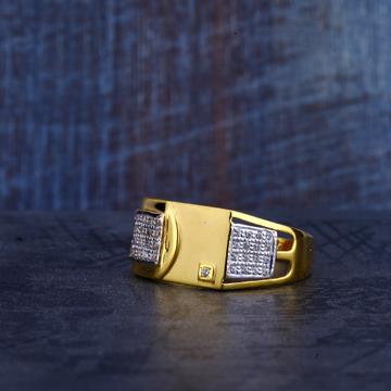 Mens Gold Ring-MR240