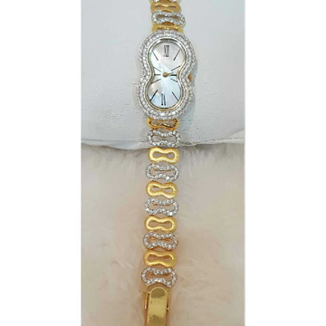 18k Ladies Fancy Italian Watch G-2920