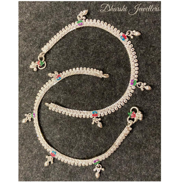Fancy Color Anklet by