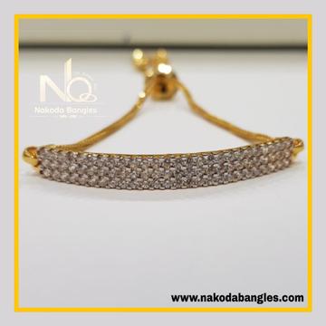 916 Gold CNC Bracelet NB - 642