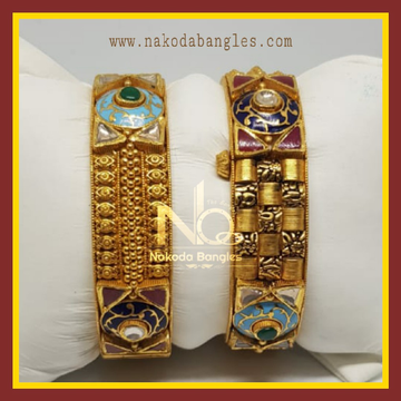 916 Gold Antique Patla NB-229