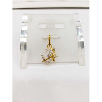 760 gold casting pendants RJ-053