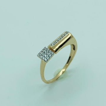 18 ct rose gold rings by