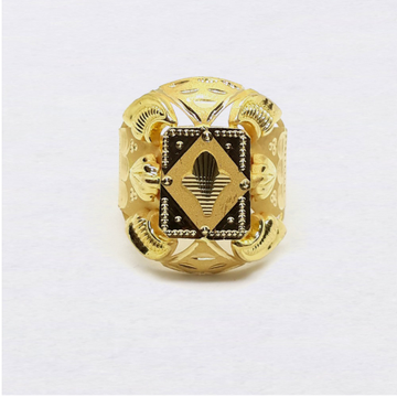 916 Nazrana Gold Ring