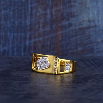 Mens 22K Gold Ring-MR233