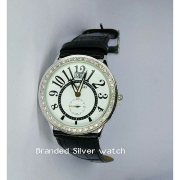 Latest 925 Silver Gents Watch