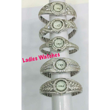 92.5 Sterling Silver Micro Sitting Ladies Watches... by