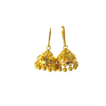 22K GOLD FANCY LADIES ZUMAR by Shreeji Silver Palace