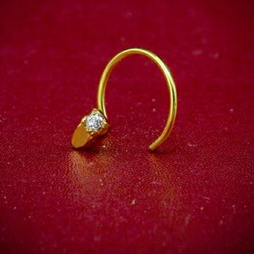 Saniya nosepin by Shree Narayani Gold