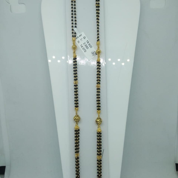 916 Antique Mangalsutra AMS457