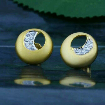 Cz casting Chand tops 18kt