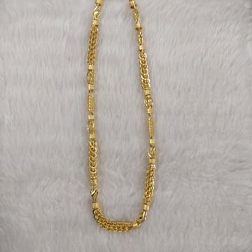 916 Gold Indo Itali Gent's Chain