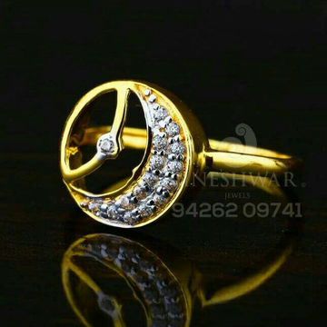 22kt Precious Ladies Ring LRG -0059