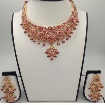 RubyAmritsar Necklace Set JNC0028