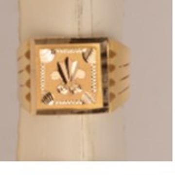 22kt Gold Designer Ring