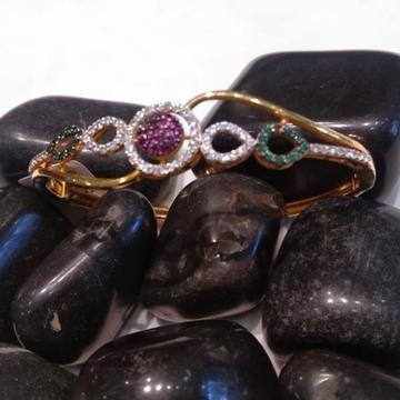 22KT Gold Wedding Wear Bracelet  by