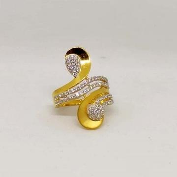 22 k Gold Fancy Ring. NJ-R0999