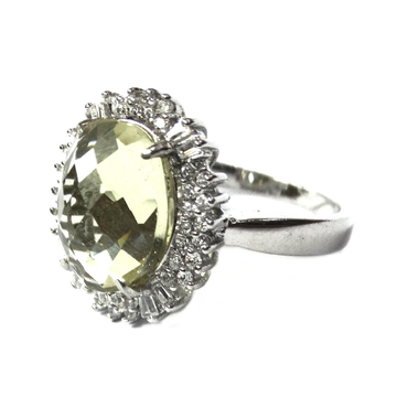 925 Sterling Silver Ring MGA - SR0092
