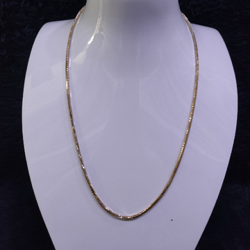 18KT/750  Yellow Gold Roini Chain GCH-138